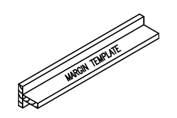 Margin template