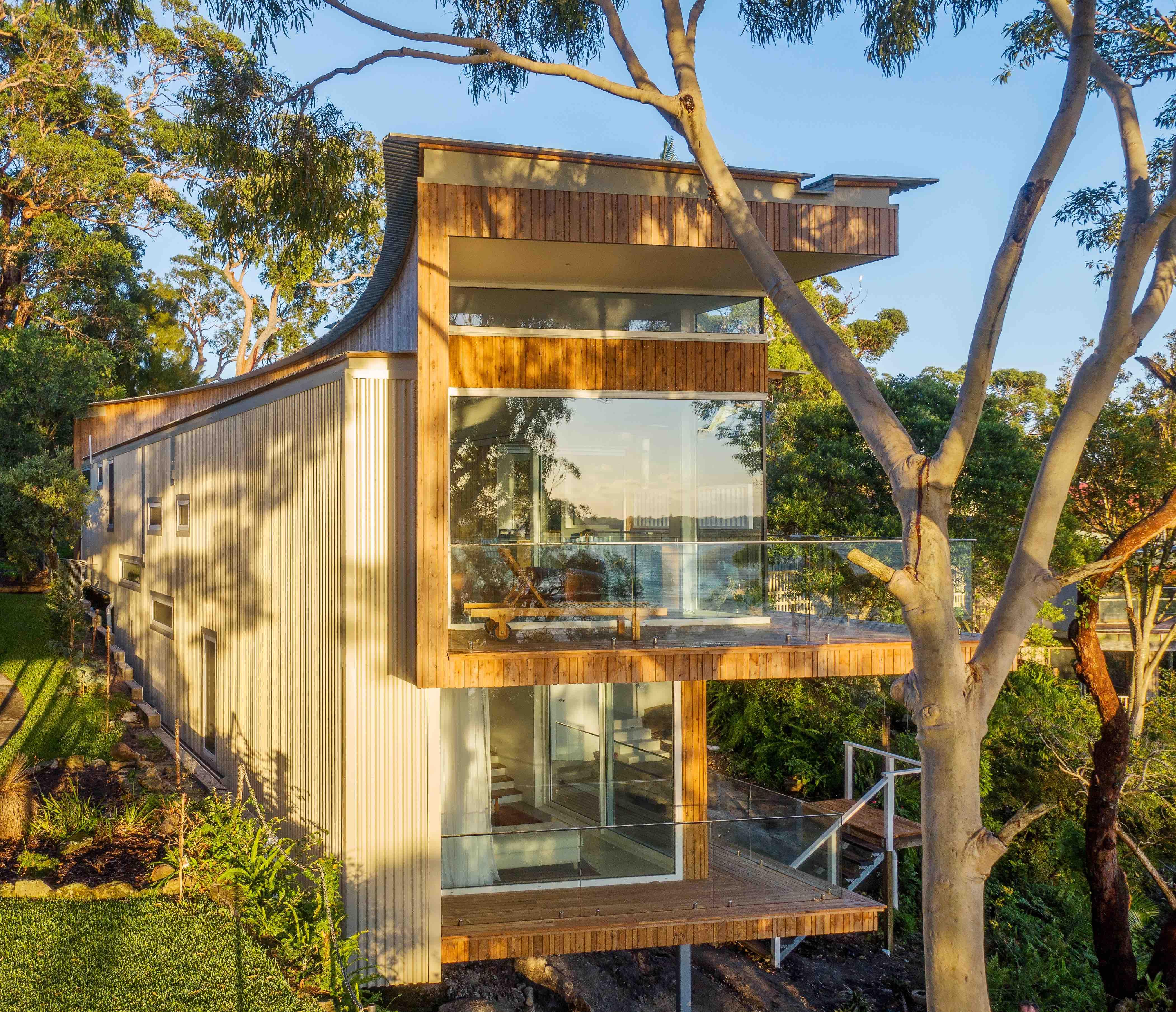 CLT House – Australia's First