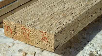 Structural Composite Lumber (SCL) | WoodSolutions
