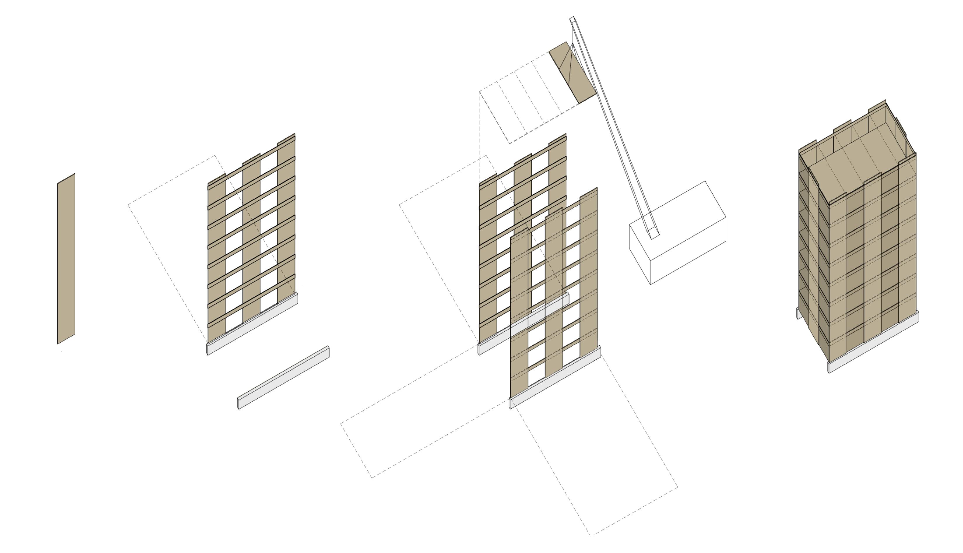 FFTT construction system