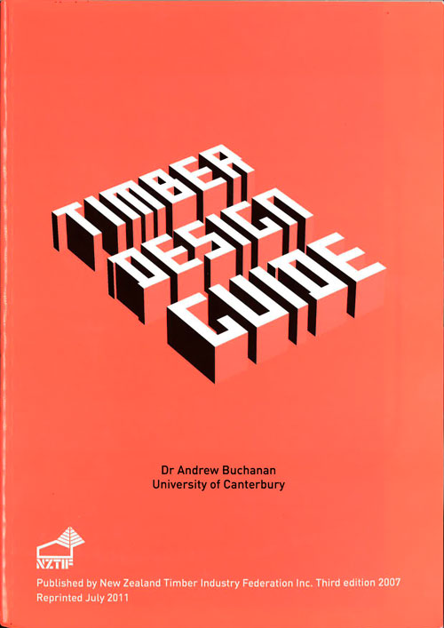 Timber Design Guide cover