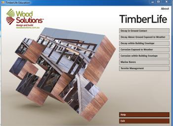 TimberLife Educational Software Program | WoodSolutions