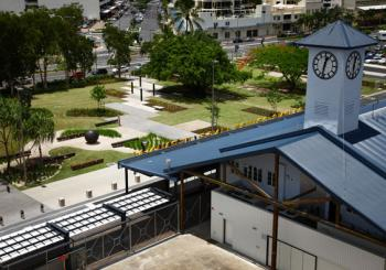 Cairns Cruise Liner Terminal Woodsolutions