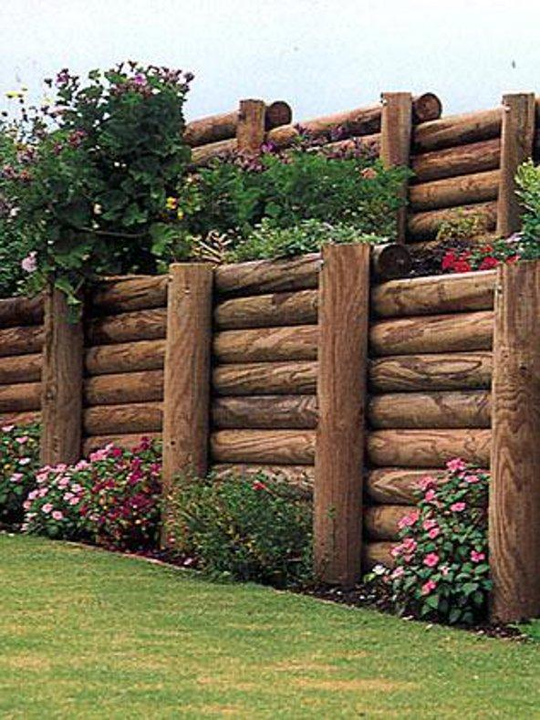 Retaining Walls Landscaping Woodsolutions