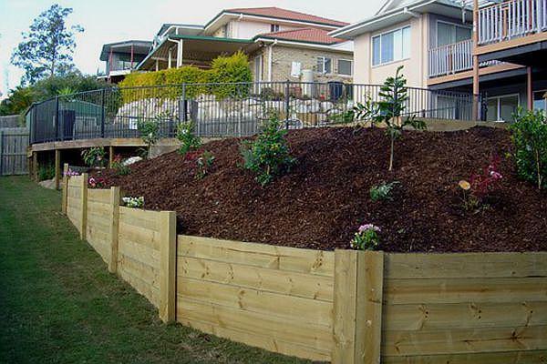 Retaining Walls Landscaping Woodsolutions